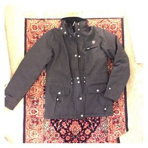 Barney's Insulated Waterproof Ariat Jacket NWOT